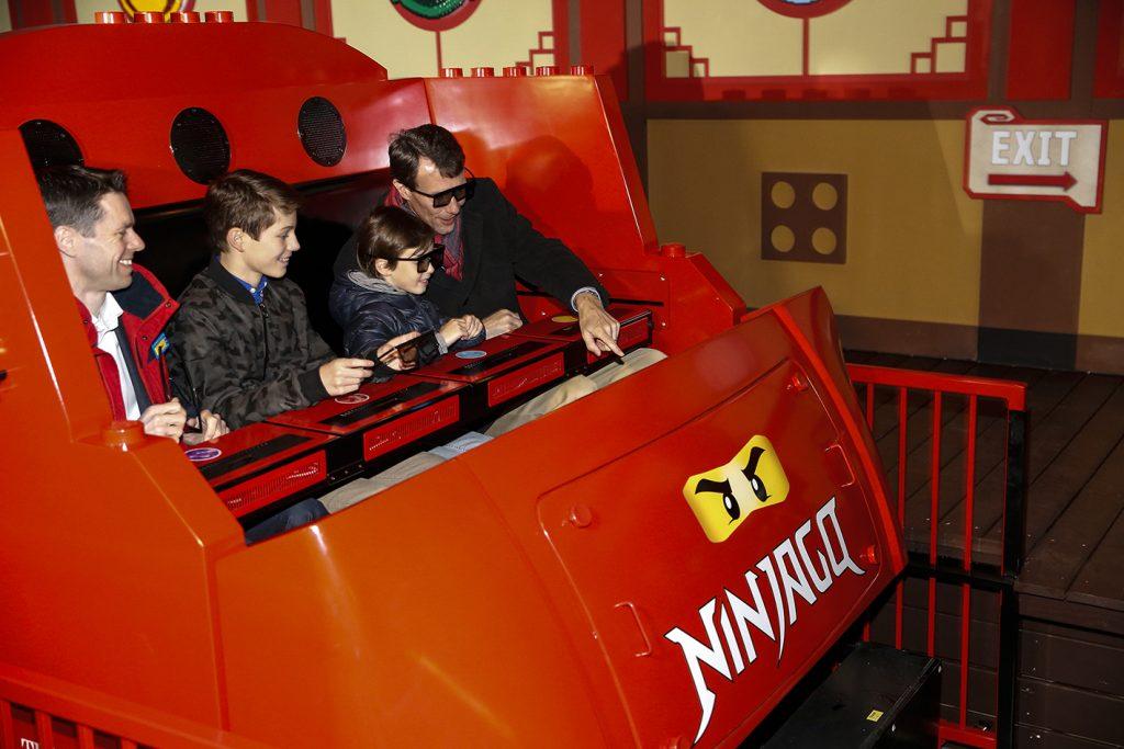 Ninjago The Ride
