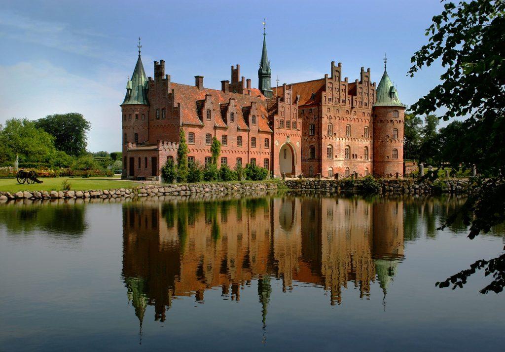 kasteel egeskov